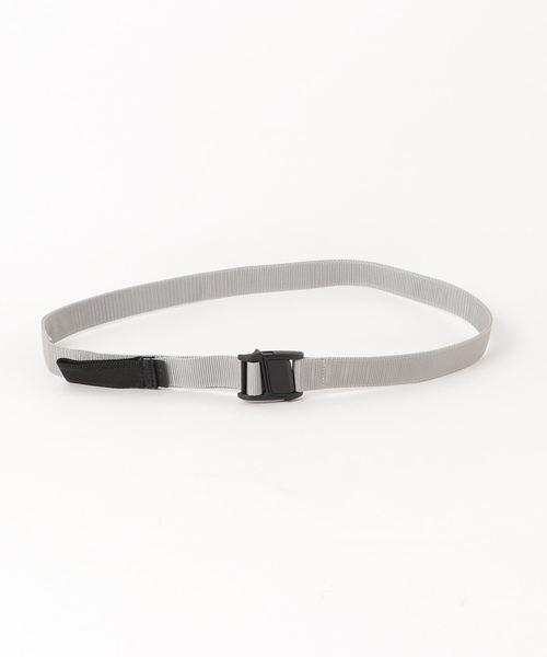 <SNOWPEAK> Plastic Buckle Belt