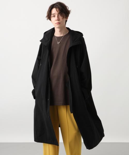 BIGフードシャツコート(HARE)