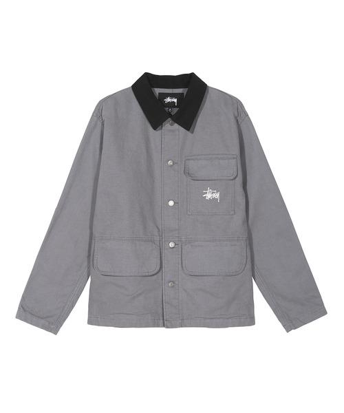 Washed Chore Jacket