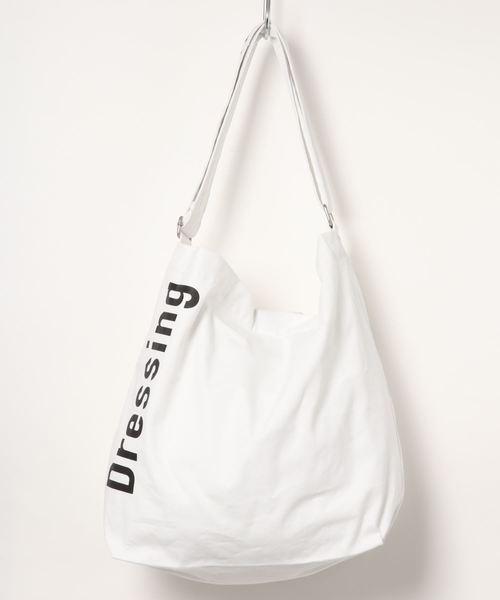 DRESSING TOTE BAG/ドレッシングトートーバッグ