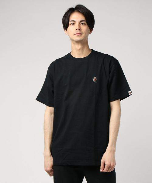 APE HEAD ONE POINT TEE M