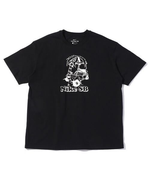 NIKE / WEB限定 NIKE/ナイキ ナイキSB プリントTシャツ/DD1309-010