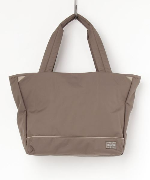 PORTER / PORTER GIRL MOUSSE TOTE BAG M