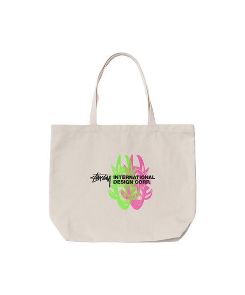Double Mask Tote Bag