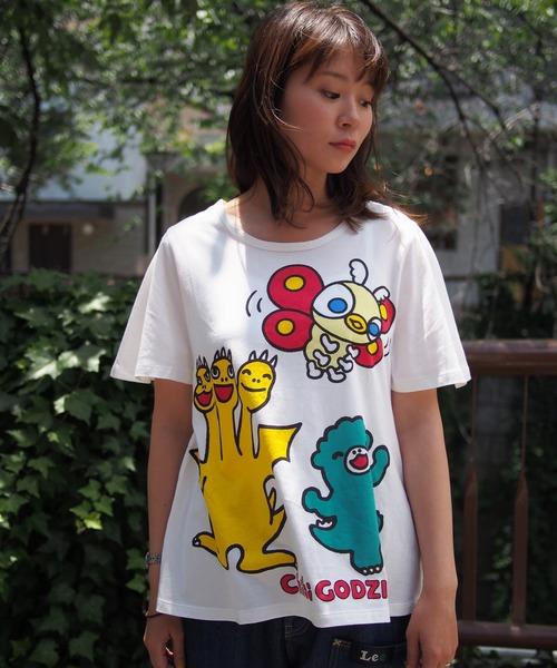 【LADYS】ZOO×ちびゴジラ
