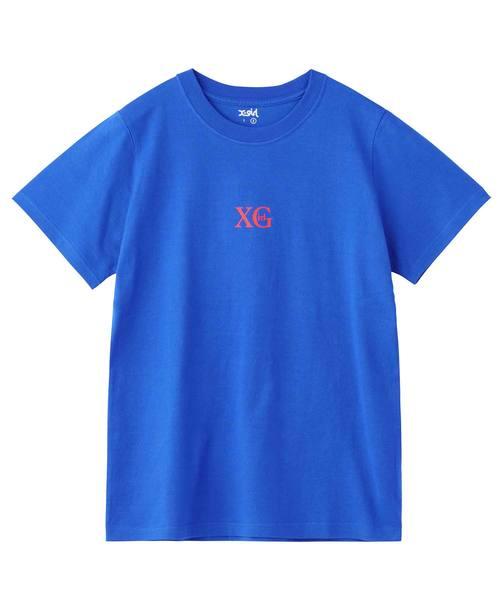 XG LOGO S/S REGULAR TEE