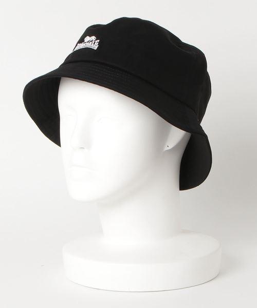 LD LOGO BUCKET HAT