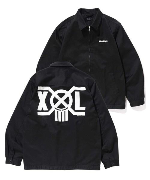 【XLARGE×BOUNTY HUNTER】BH x XL WORK JACKET