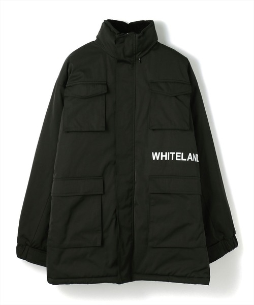 WHITELAND/ホワイトランド/BIG M-65(ミリタリージャケット)