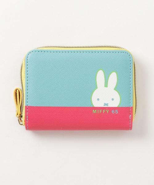 miffy/ミッフィー ラウンドコインケース
