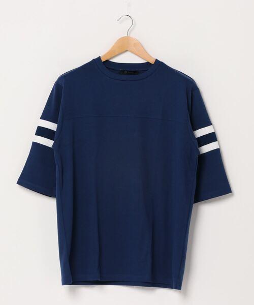 :フットボールBIG ポンチTシャツ
