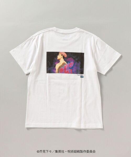 呪術廻戦 / SHIPS: 呪術廻戦 キャラクター プリント Tシャツ (56365754)