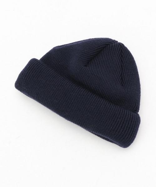 Racal/ラカル Roll Knit Cap WOOL/ロールニットキャップ ウール