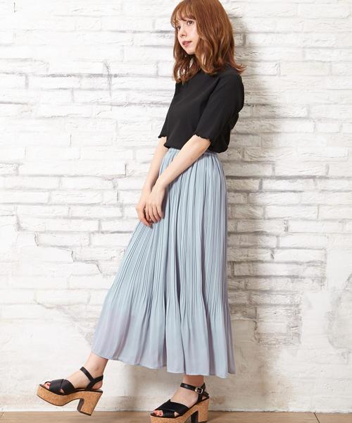 JZプリーツ/スカート