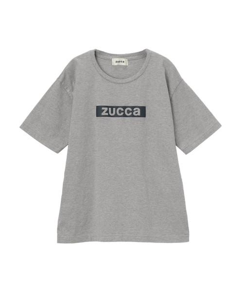 ステッカーロゴTシャツ