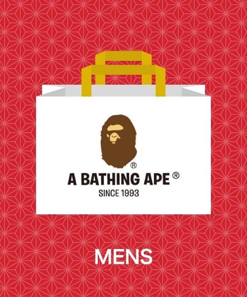 【福袋】A BATHING APE (MENS)