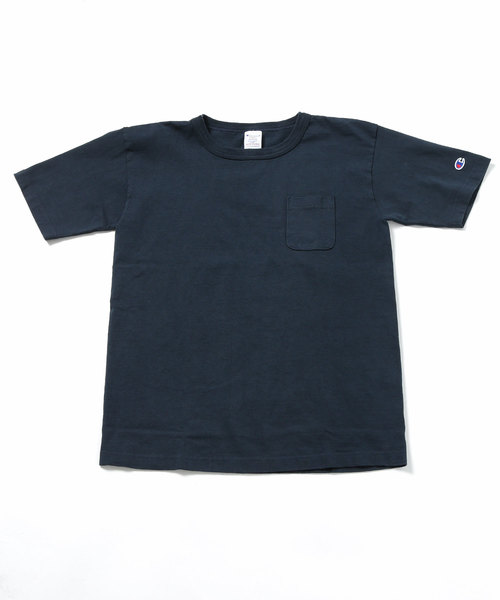 Champion:T-1011 US T-SHIRT WITH POCKET