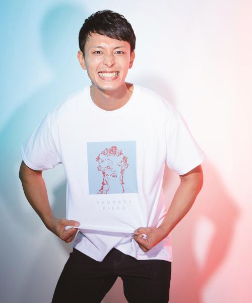 【感覚ピエロ×RAGEBLUE】コラボTシャツ/838133