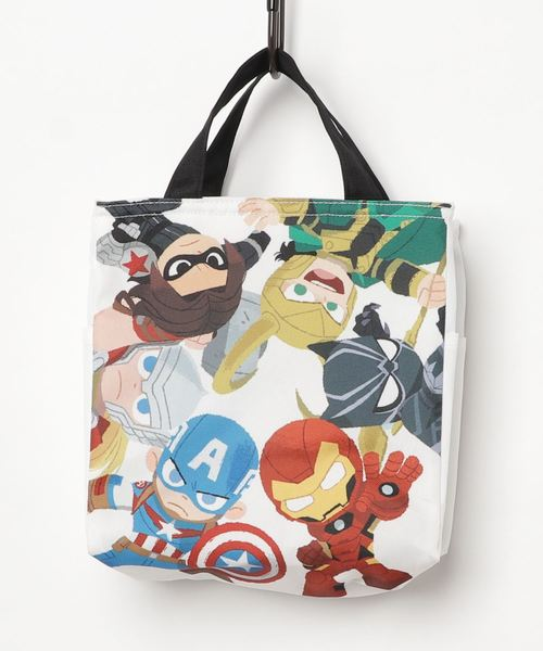Disney Lifestyle Collection(MARVEL) MARVEL スクエア保冷バッグ