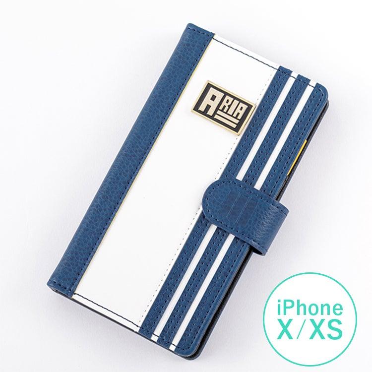 ARIAカンパニー モデル iPhoneX/Xs対応 スマートフォンケース ARIA