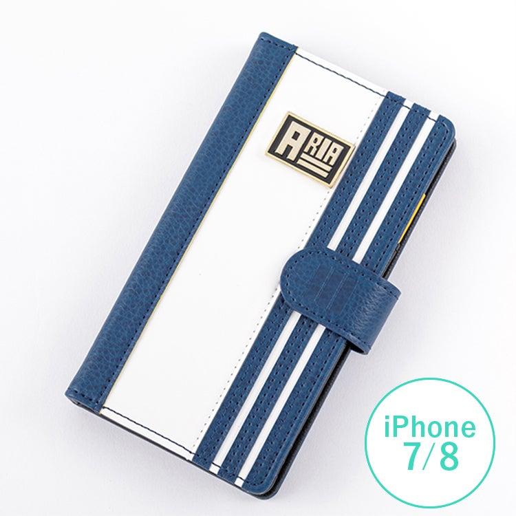 ARIAカンパニー モデル iPhone7/8対応 スマートフォンケース ARIA