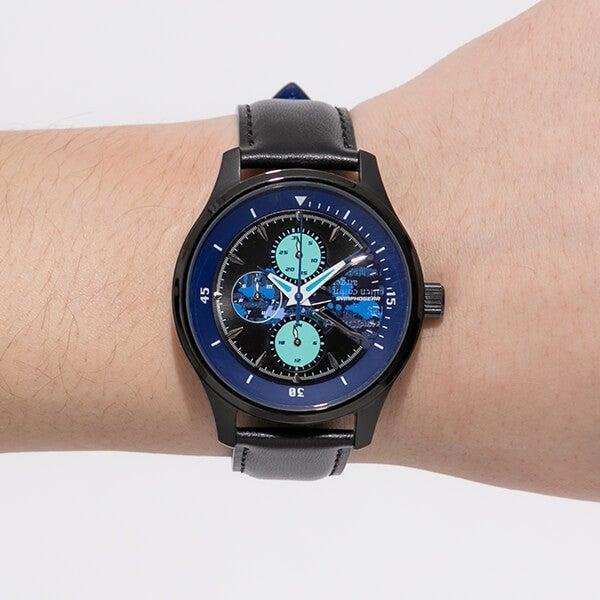 風鳴 翼 モデル 腕時計 戦姫絶唱シンフォギアXV