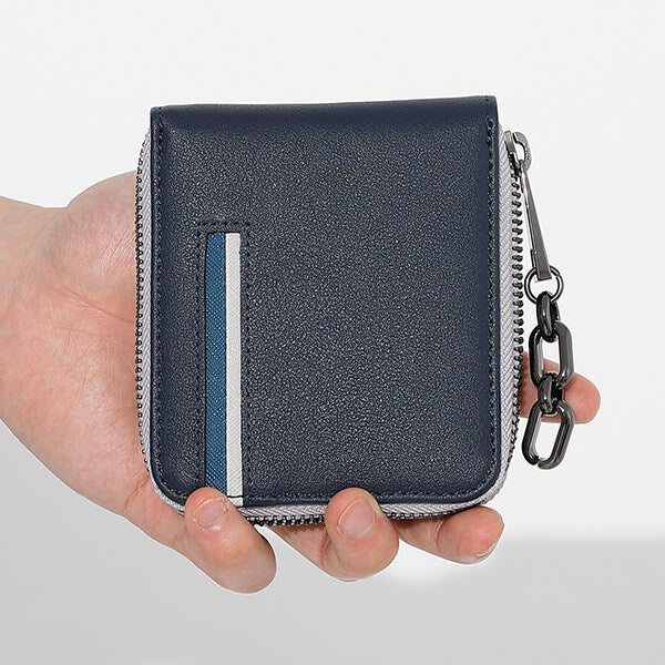 ベルファスト モデル 二つ折り財布 アズールレーン