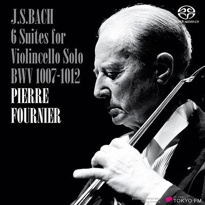 J.S. バッハ: 無伴奏チェロ組曲全曲 BWV1007-1012