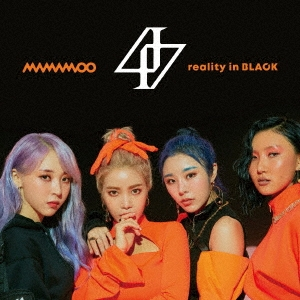 reality in BLACK -Japanese Edition- [CD+DVD]<初回限定盤A>