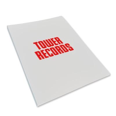 [グッズ] B2ポスターファイル TOWER RECORDS Ver.2 Clear