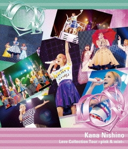 Love Collection Tour ~pink & mint~<通常盤>