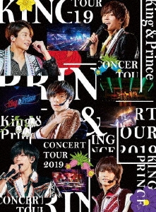 King & Prince CONCERT TOUR 2019 [2Blu-ray Disc+フォトブックレット]<初回限定盤>