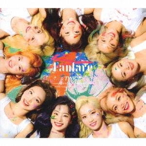 Fanfare [CD+DVD]<初回限定盤A>