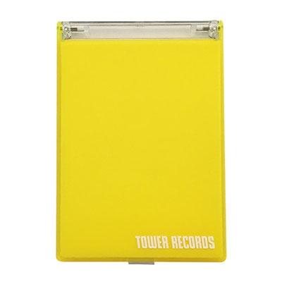 タワレコ 推し活ミラー(L版写真用) Yellow