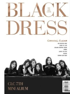 Black Dress: 7th Mini Album