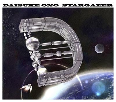 STARGAZER [CD+Blu-ray Disc+チャーム付きフライトタグ[ブラック]]<タワーレコード限定グッズ付き>