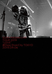 "[DVD] 菅田将暉 LIVE TOUR 2019 ""LOVE""@Zepp DiverCity TOKYO 2019.09.06<通常盤>"