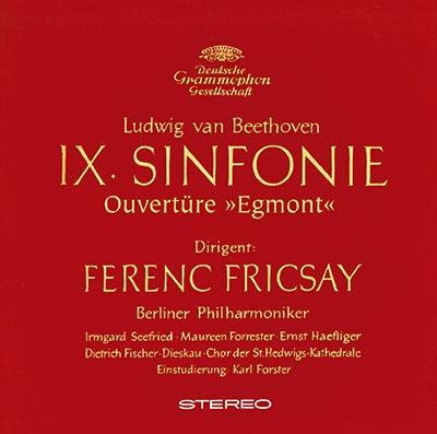 ベートーヴェン: 交響曲第9番《合唱》, 《エグモント》序曲<タワーレコード限定>