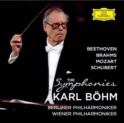 The Symphonies - Beethoven, Brahms, Mozart, Schubert