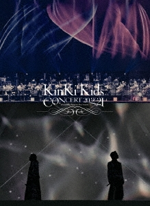 KinKi Kids Concert 20.2.21 -Everything happens for a reason- [2Blu-ray Disc+CD+ブックレット]<...