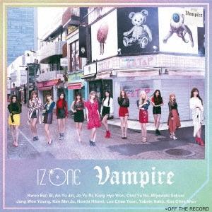 Vampire [CD+DVD]<通常盤Type B/初回限定仕様>
