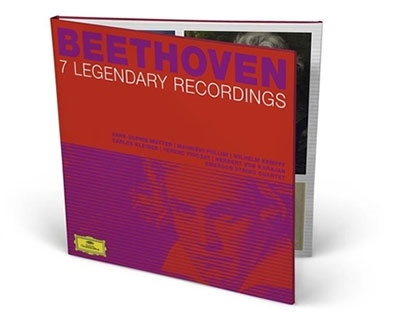ベートーヴェン・レジェンダリー・レコーディングズ<限定盤>