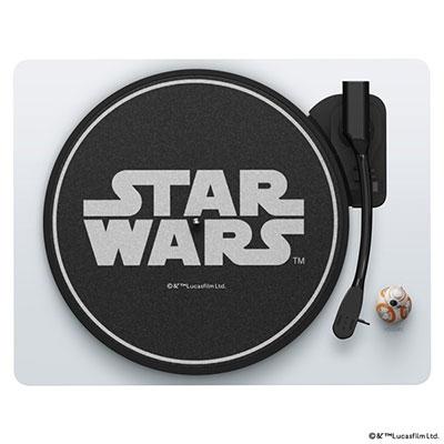 Amadana STAR WARS ALL IN ONE レコードプレーヤー/White
