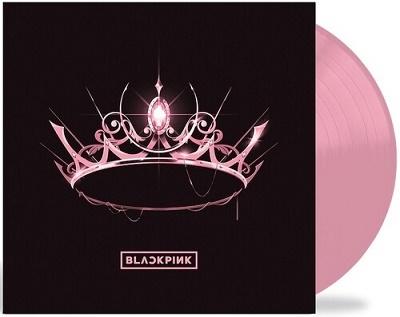 [LPレコード] The Album: BLACKPINK Vol.1<Pink Vinyl>
