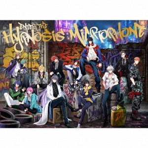 Enter the Hypnosis Microphone [CD+Blu-ray Disc]<初回限定LIVE盤>