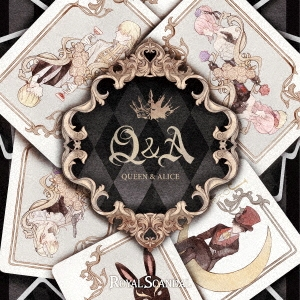 Q&A-Queen and Alice-<Jack盤>