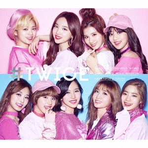 #TWICE [CD+DVD]<初回限定盤B>