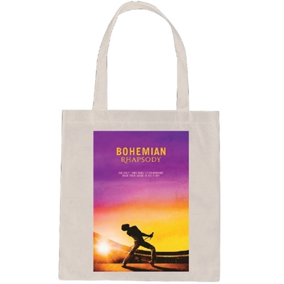 Sunset Bohemian Rhapsody Movie Tote Bag