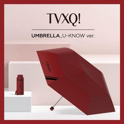 TVXQ! 折りたたみ傘(晴雨兼用)/U-KNOW ver.