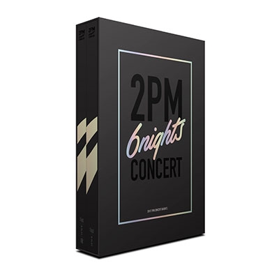 "2PM CONCERT ""6Nights""<タワーレコード限定>"